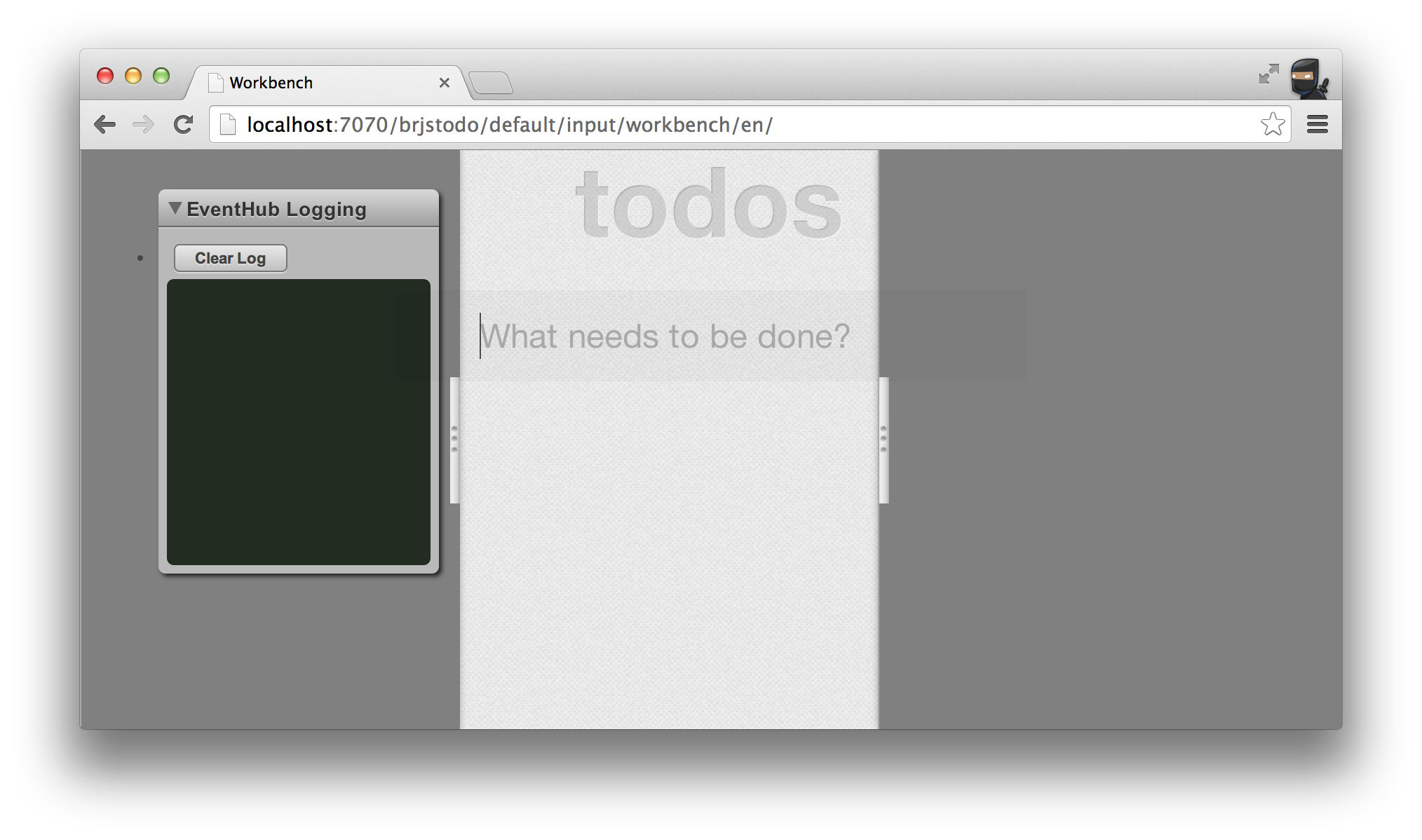 Using angularjs with bladerunnerjs next we can take a look at persisting the todo item and also ensure that items blade is informed about the new item we achieve this using services lets baditri Choice Image